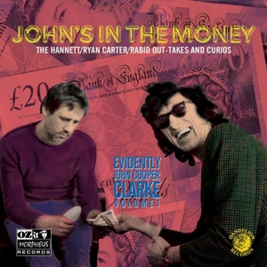 John's in the Money: Evidently John Cooper Clarke, Vol. 1 | Dodax.co.uk