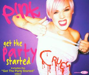 Get the Party Started [Australia CD] | Dodax.co.uk