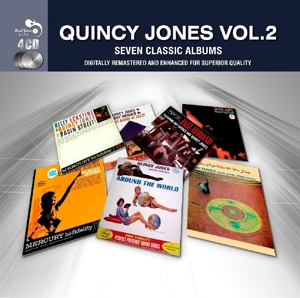 7 Classic Albums, Vol. 2 | Dodax.co.uk