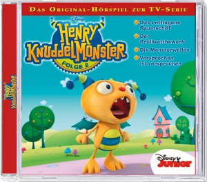 Henry Knuddelmonster, 1 Audio-CD. Tl.2 | Dodax.de