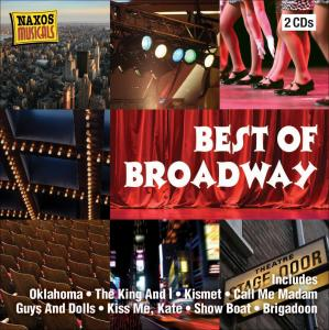 Best of Broadway [Naxos Nostalgia] | Dodax.fr