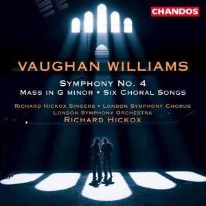 Vaughan Williams: Symphony No. 4; Mass in G minor; 6 Choral Songs  | Dodax.it