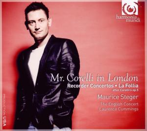 Mr. Corelli in London | Dodax.at