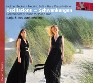 Oscillations - Schwankungen: Contemporary Music for Piano Duo | Dodax.ch