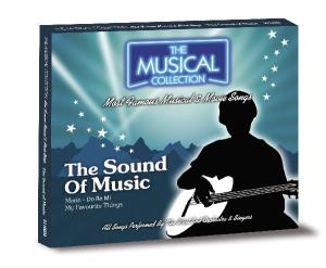 Sound Of Music-Most Famous Musical & Movie Songs | Dodax.fr