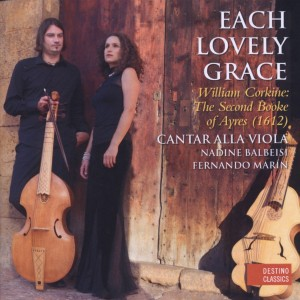 Each Lovely Grace - The Second Booke of Ayres (1612), 1 Audio-CD | Dodax.at