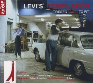 Levi's Compilation: Twisted Music to Fit | Dodax.co.jp