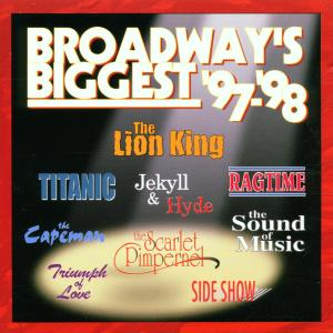 Broadway's Biggest 1997-1998 | Dodax.ca