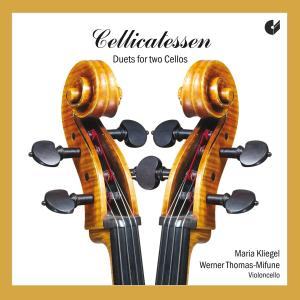 Cellicatessen - Duets for two | Dodax.ch