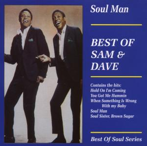 Soul Man: The Best of Sam & Dave | Dodax.com