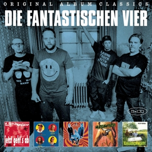 Original Album Classics, 5 Audio-CDs | Dodax.ch