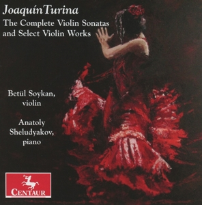 Joaquín Turina: The complete Violin Sonatas and Select Violin Works | Dodax.at