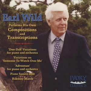 Earl Wild performs his own Compositions & Transcriptions | Dodax.fr