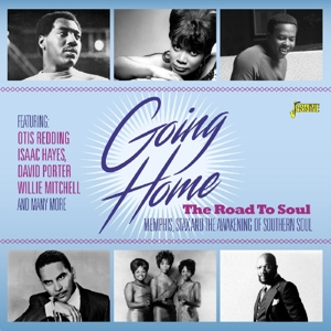 Going Home: The Road to Soul: Memphis, Stax and the Awakening of Southern Soul | Dodax.co.uk