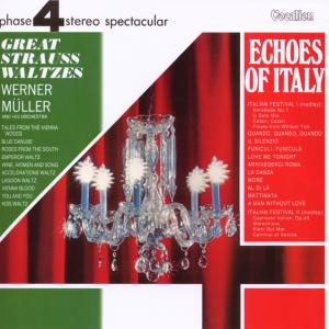 Great Strauss Waltzes / Echoes of Italy | Dodax.co.uk