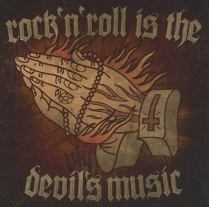 ROCK N ROLL IS THE DEVILS MUS | Dodax.it