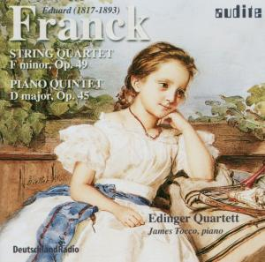 Franck: String Quartet, Op. 49; Piano Quintet, Op. 45 | Dodax.co.uk
