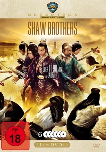Shaw Brothers Gesamtbox | Dodax.at