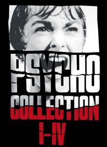 Psycho 1-4 Box Set | Dodax.nl