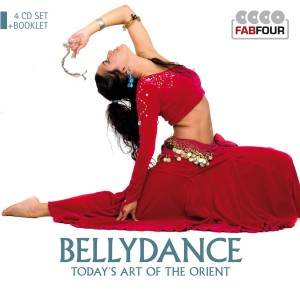 Bellydance, 4 Audio-CDs | Dodax.at