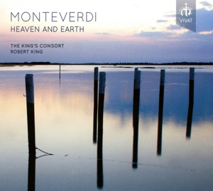 Monteverdi: Heaven and Earth | Dodax.pl