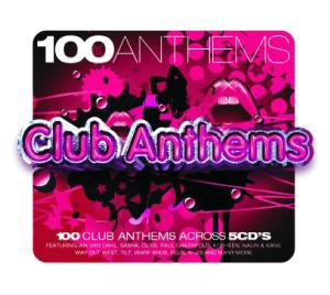 100 Anthems: Club Anthems | Dodax.it