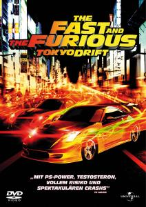 The Fast and the Furious, Tokyo Drift, 1 DVD | Dodax.ch