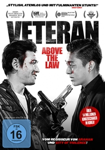 Veteran - Above the Law | Dodax.nl