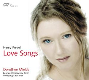 Purcell: Love Songs | Dodax.pl