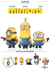 Minions, 1 DVD | Dodax.at