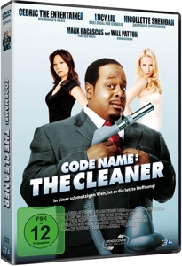 Codename: The Cleaner, 1 DVD | Dodax.at