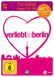 Verliebt in Berlin - Fan Edition Box12 | Dodax.fr