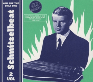 SCHNITZELBEAT VOL.2 - YOU ARE THE ONLY ONE   Dodax.fr