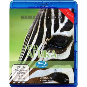 Kenia, Afrika, 1 Blu-ray | Dodax.at