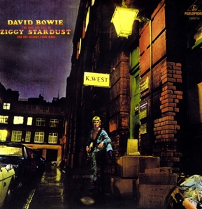 The Rise And Fall Of Ziggy Stardust And The Spiders From Mars | Dodax.it