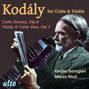 Kodály for Cello & Violin | Dodax.at