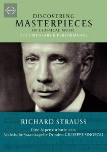 Discovering Masterpieces of Classical Music: Richard Strauss [DVD Video] | Dodax.de