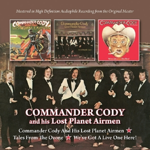 Commander Cody & His Lost Planet Airmen/Tales from the Ozone | Dodax.pl