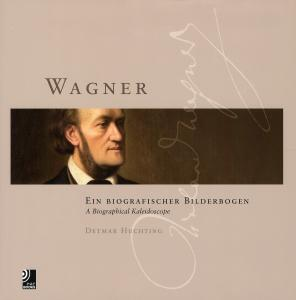 Wagner, Bildband u. 4 Audio-CDs | Dodax.at