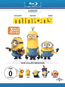 Minions, 1 Blu-ray | Dodax.at