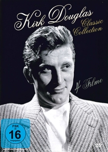 Kirk Douglas - Classic Collection, 2 DVDs | Dodax.at