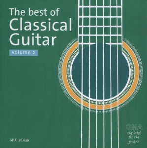 The Best of Classical Guitar,Vol.2 | Dodax.it
