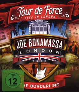 Tour de Force - The Borderline 2013, 1 Blu-ray | Dodax.es