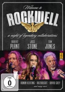Welcome to Rockwell - A Night of Legendary Collaborations, 1 DVD | Dodax.de