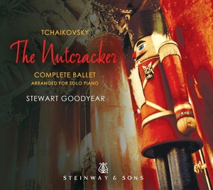 Tchaikovsky: The Nutcracker - Complete Ballet arranged for solo piano | Dodax.es