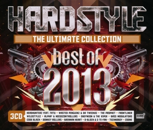 HARDSTYLE-ULTIMATE COLLECTION-BEST 2013 | Dodax.ch