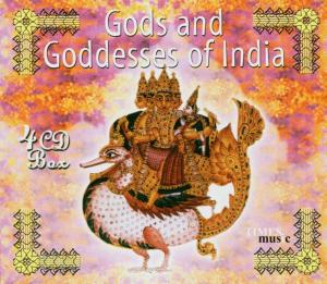 Gods and Goddesses of India | Dodax.ch