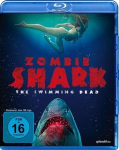 Zombie Shark - The Swimming Dead, 1 Blu-ray | Dodax.ch
