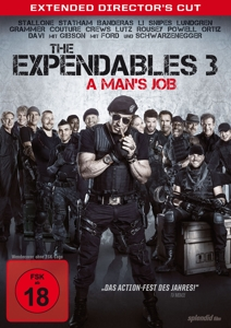 The Expendables 3 - A Man's Job | Dodax.nl