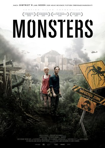 Monsters, 2 DVDs (Limited Edition) | Dodax.fr